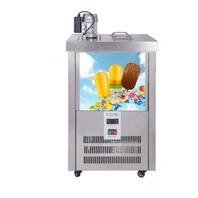 One Mould Popsicle Machine